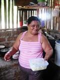 Marcia, an invaluable member of the Las Salinas Nica Team