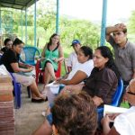 Project Ultrasound meeting with Indigenous Leaders