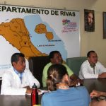Meeting with Hospital Officials & MINSA