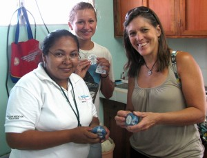 empowering the local Nicaraguan medical personnel