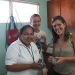 Martita, Cheri and Elise